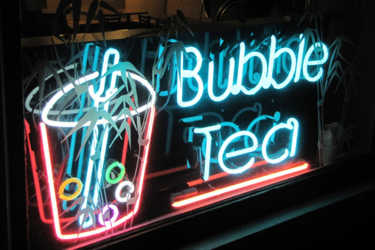 The Best Bubble Tea in Hong Kong