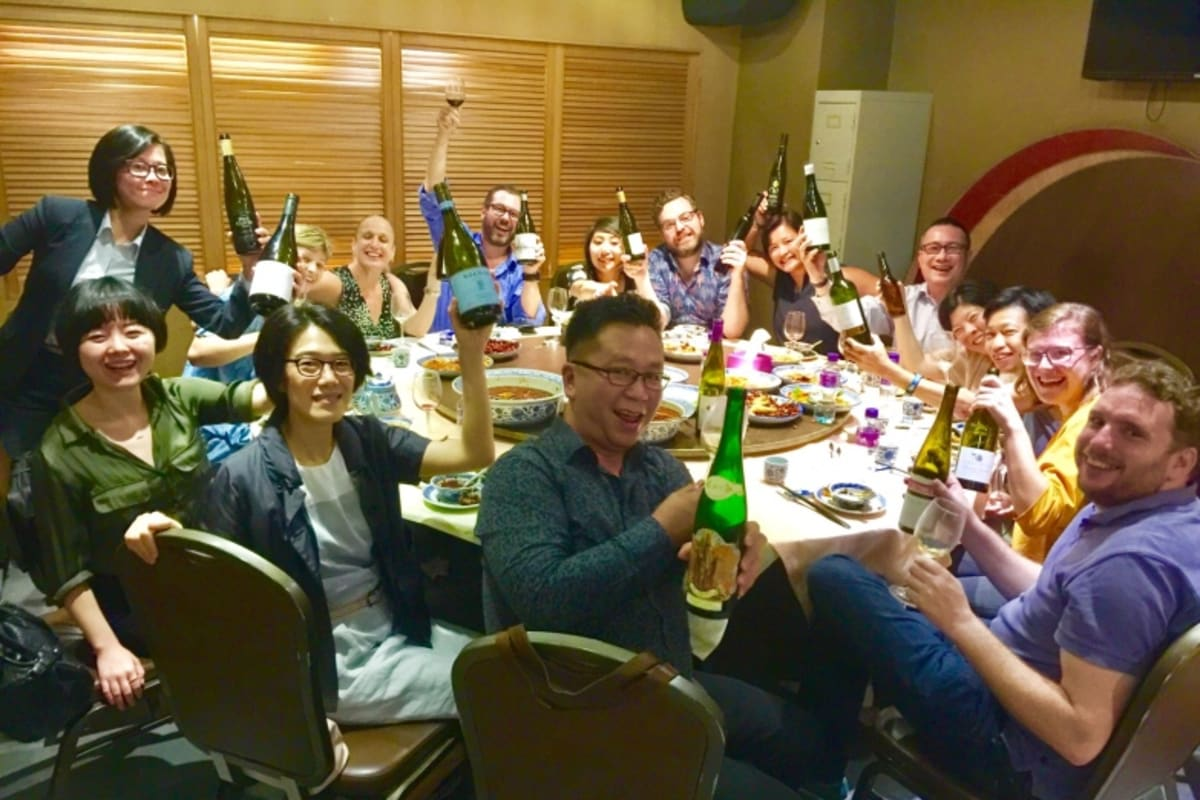 Rewriting Wine 101: Wine for Chinese New Year