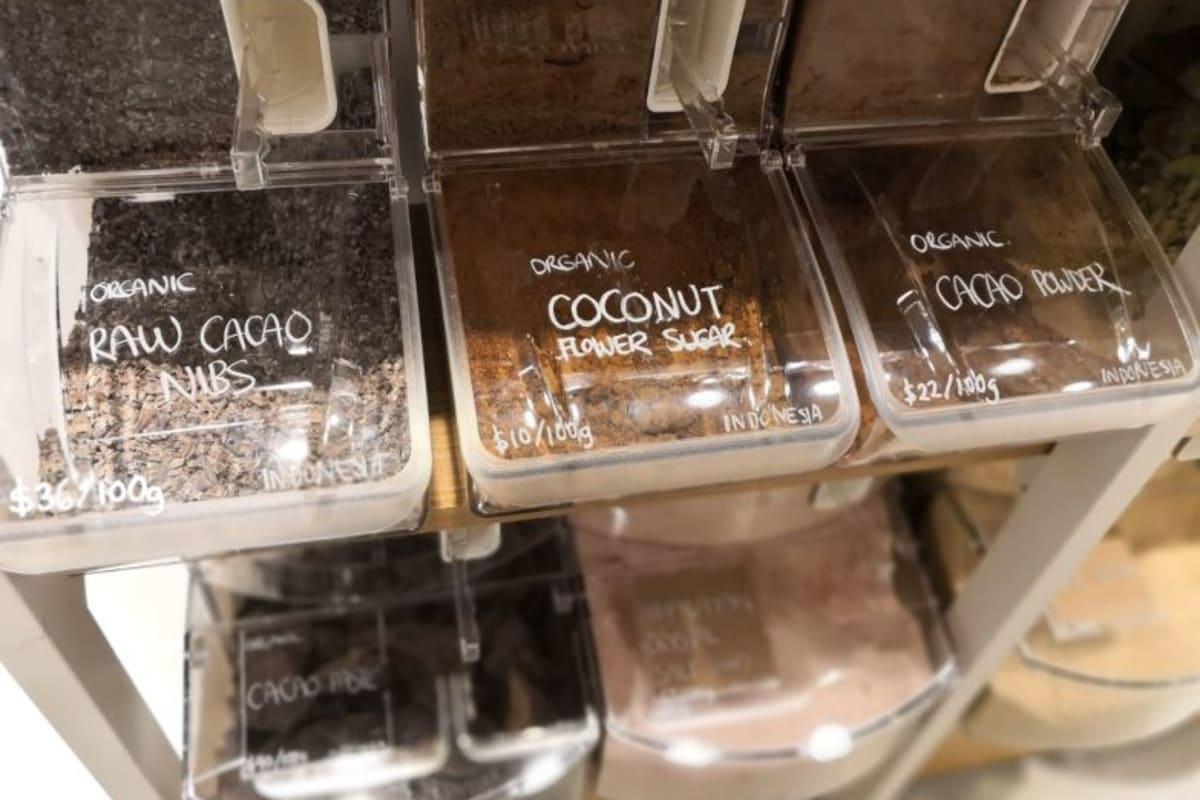 Hong Kong's First Zero Waste Bulk Grocery Store