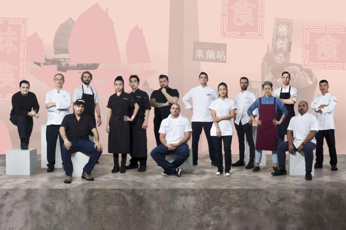 Meet the Chefs of Taste of Hong Kong 2018