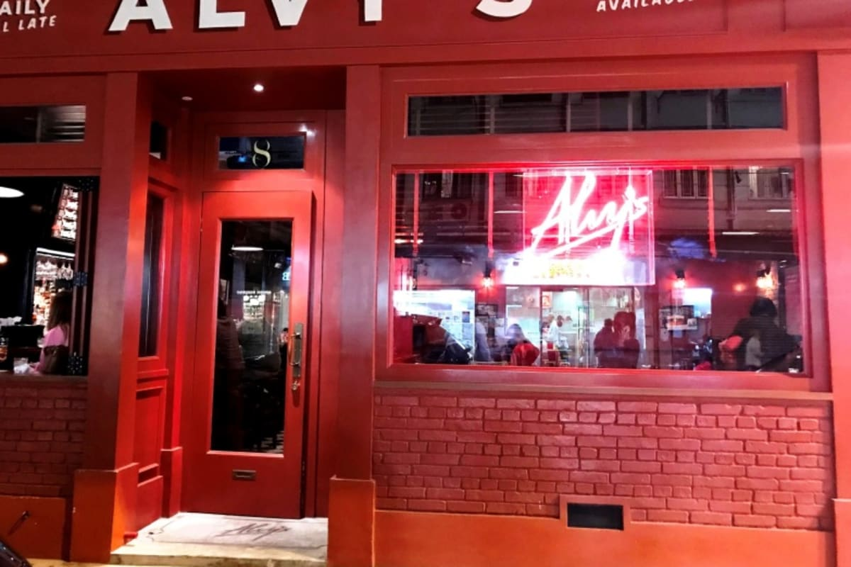 Restaurant Review: Alvy's
