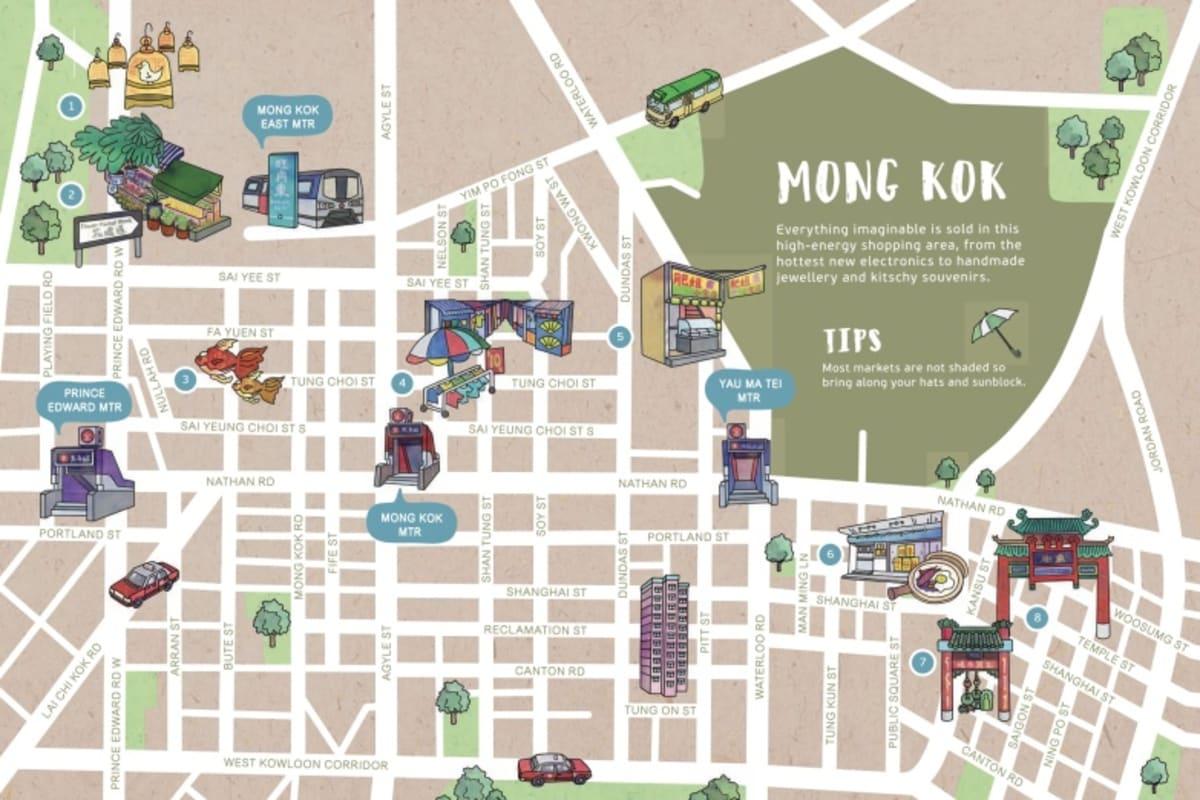 Guide to Mong Kok