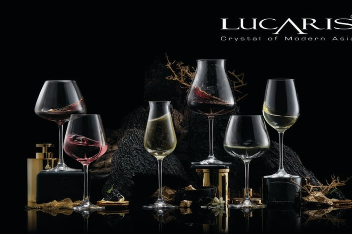 26 April 2018: Lucaris Glass and Wine Pairing Workshop