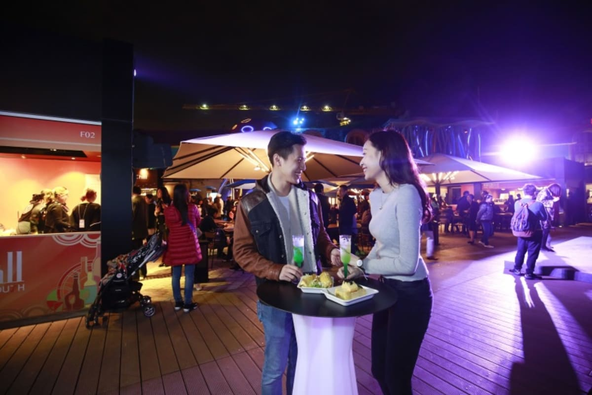 """Ocean Park Launches """"Chill Out"""" Nighttime Dining Experience"""