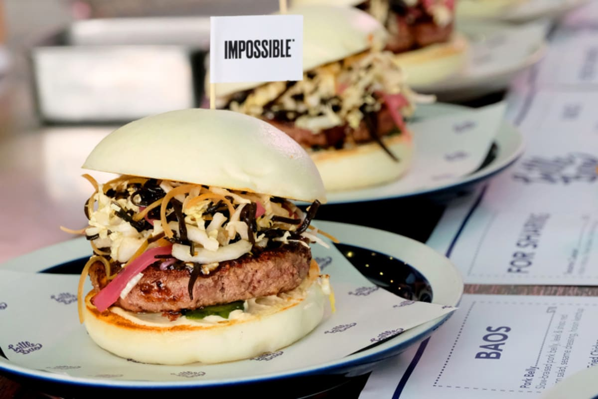 Impossible Foods Announces Big-Name Hong Kong Chefs to Launch their Plant-Based Burger