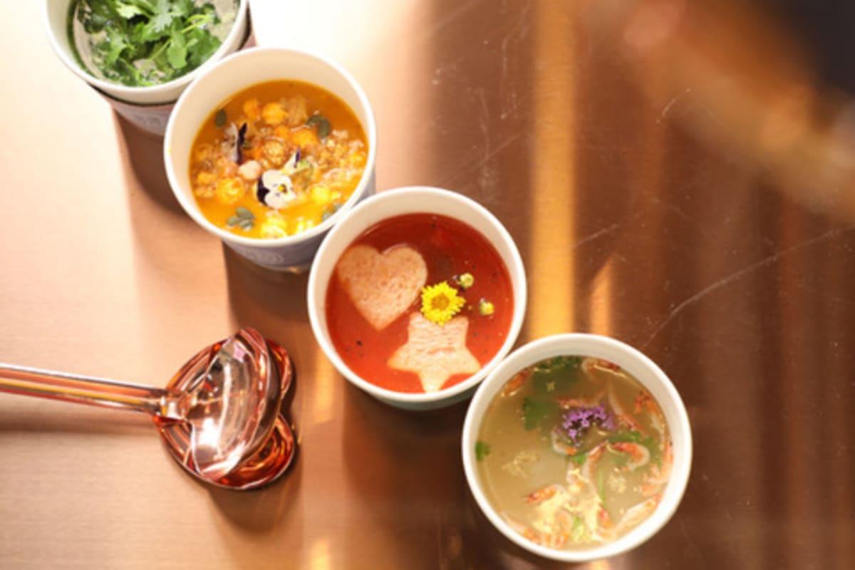 Reusing Surplus Food with Souper Kitchen