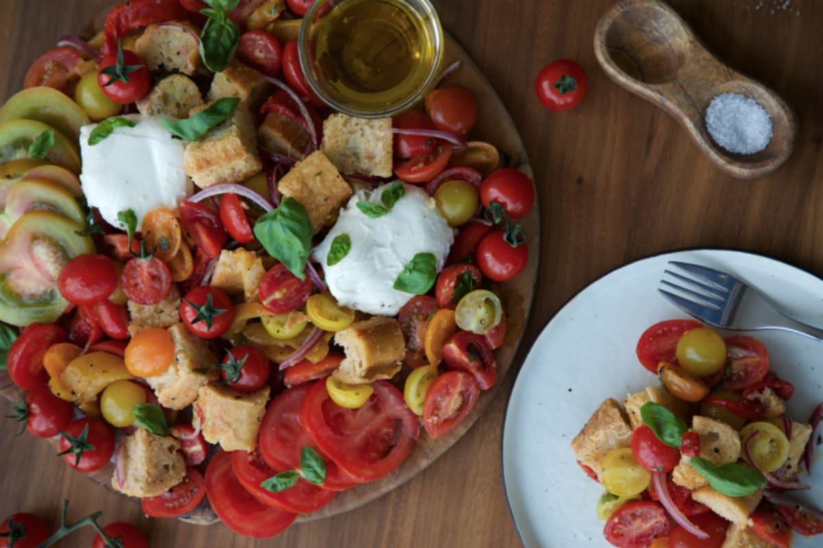 Recipe: Panzanella Salad