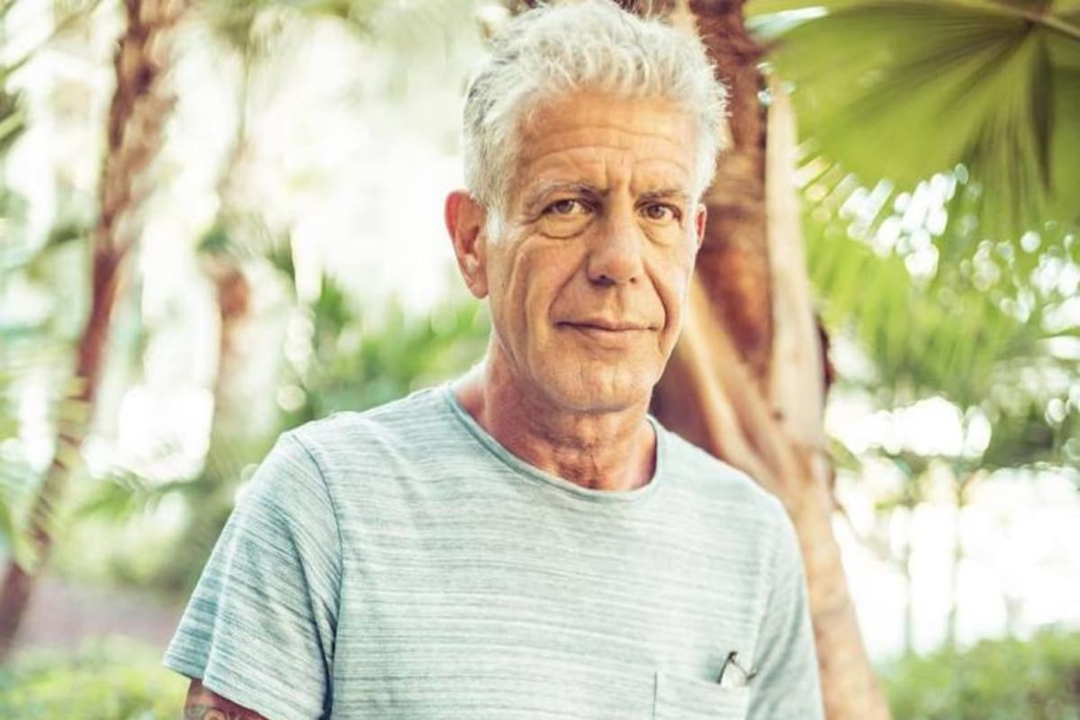 In Remembrance: Anthony Bourdain