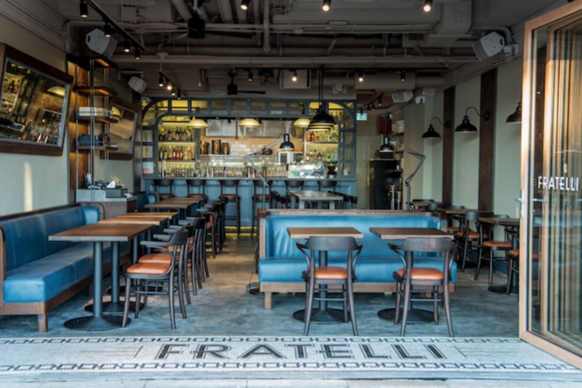 New Restaurant Review: Fratelli