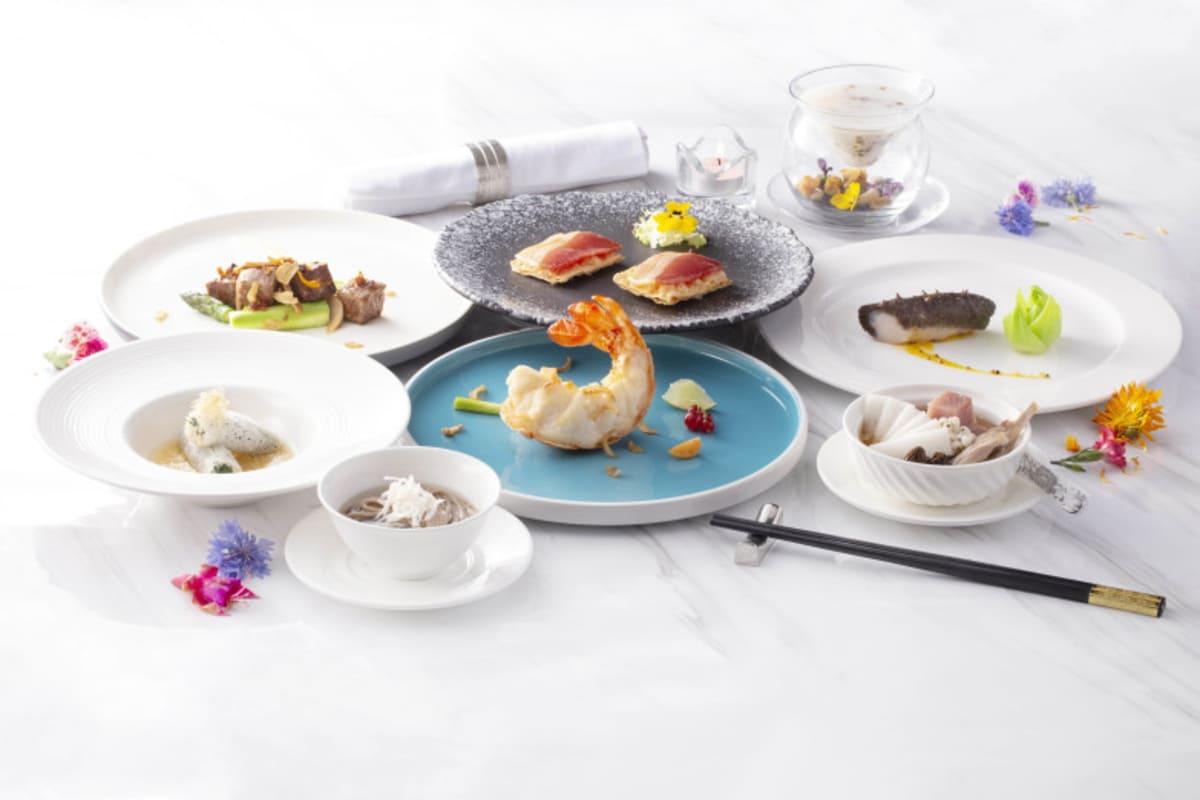 Summer Tasting Menu at Neptune's Restaurant by Michelin-Starred Chef KK Chan