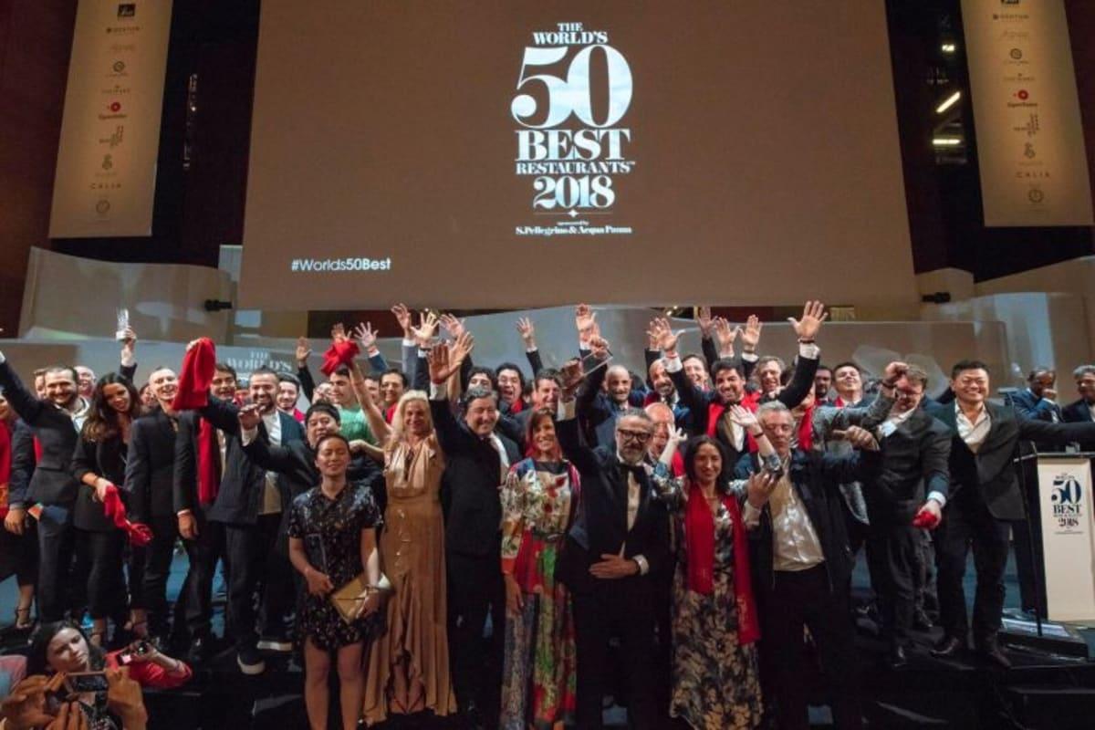 The World's 50 Best Restaurants of 2018