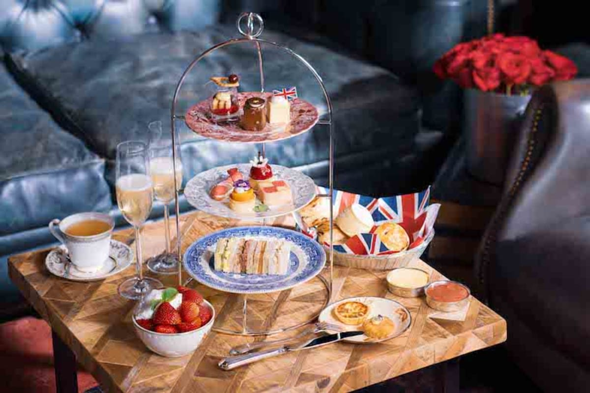 Afternoon Tea Pop-Up: A British Afternoon Tea with Timothy Oulton