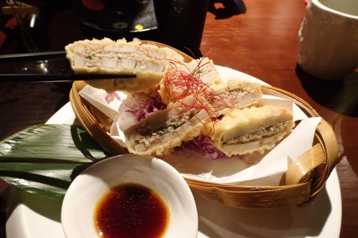 New Restaurant: Tenkei