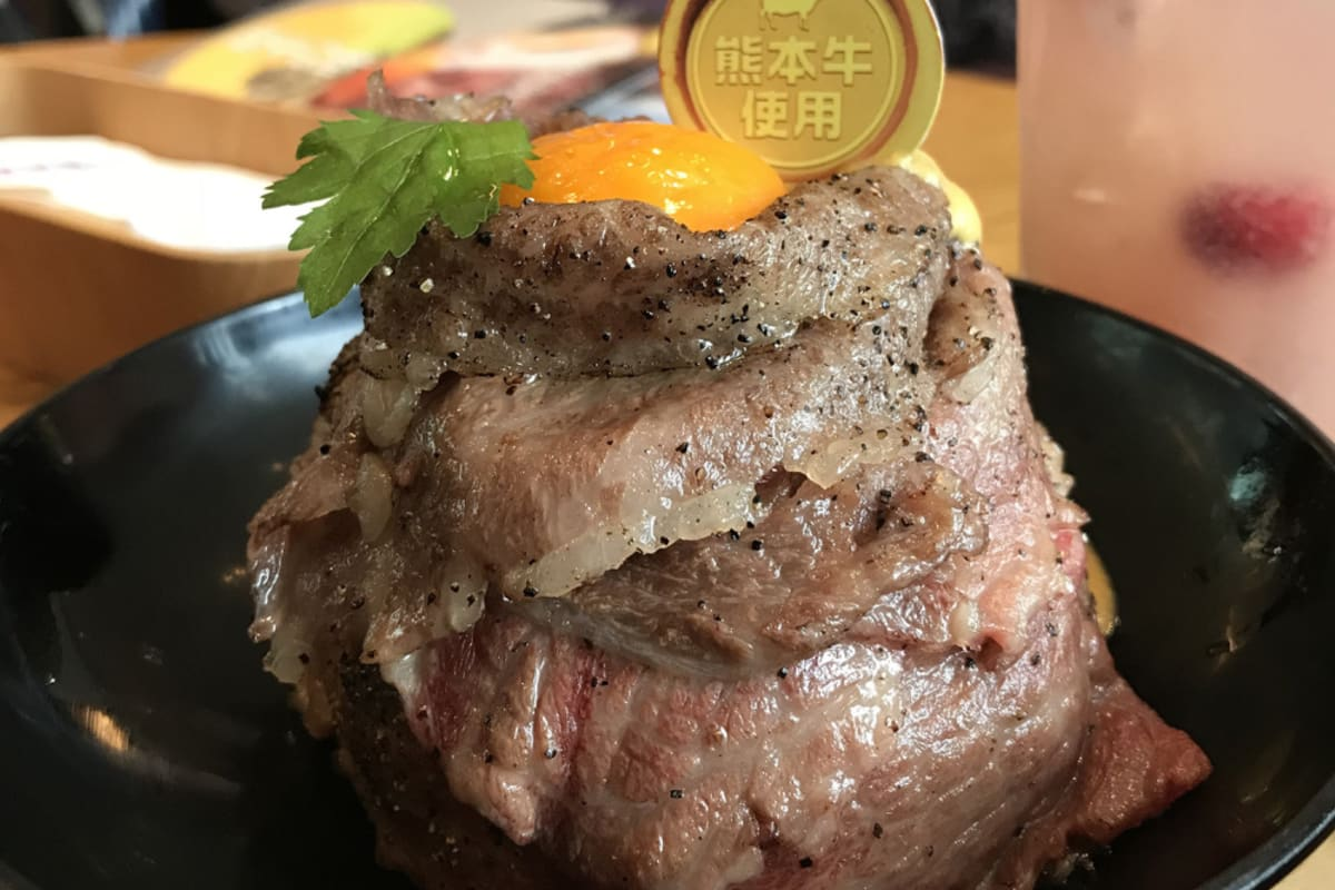 This Wagyu Donburi is a Meat Lover's Dream