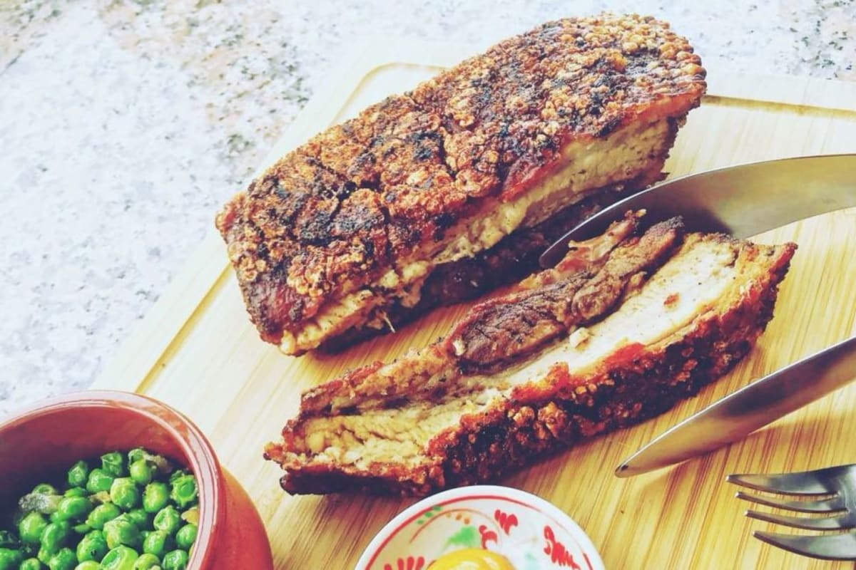 Recipe: Crispy Pork Belly