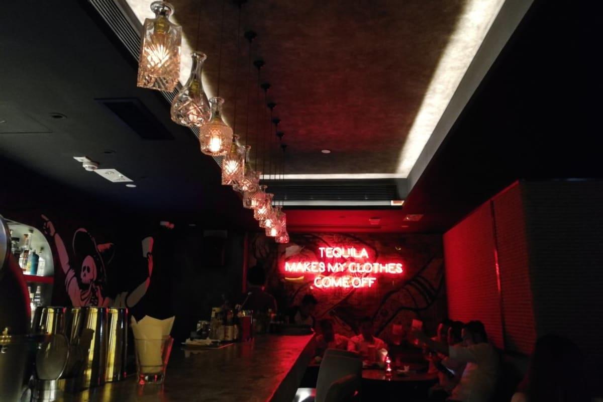 Los Sotano's Summer Cocktail Menu