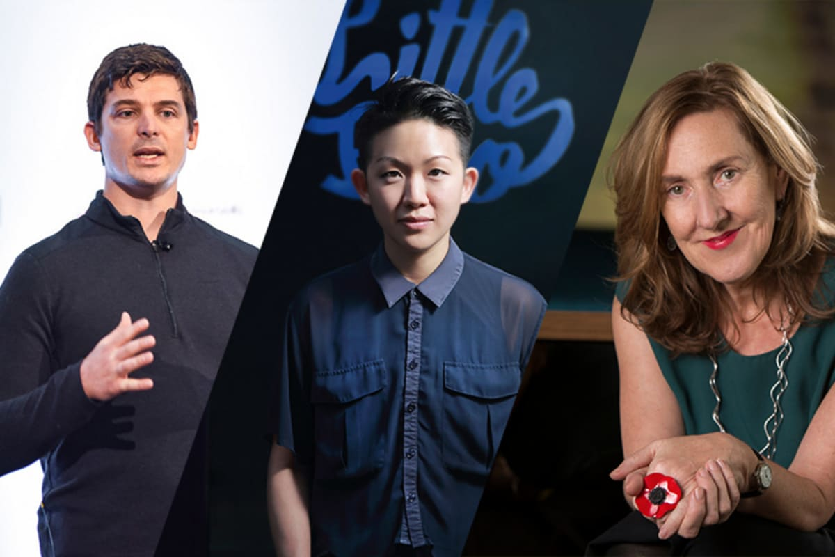 Food's Future Summit 2018 Speakers: Day 1 AM