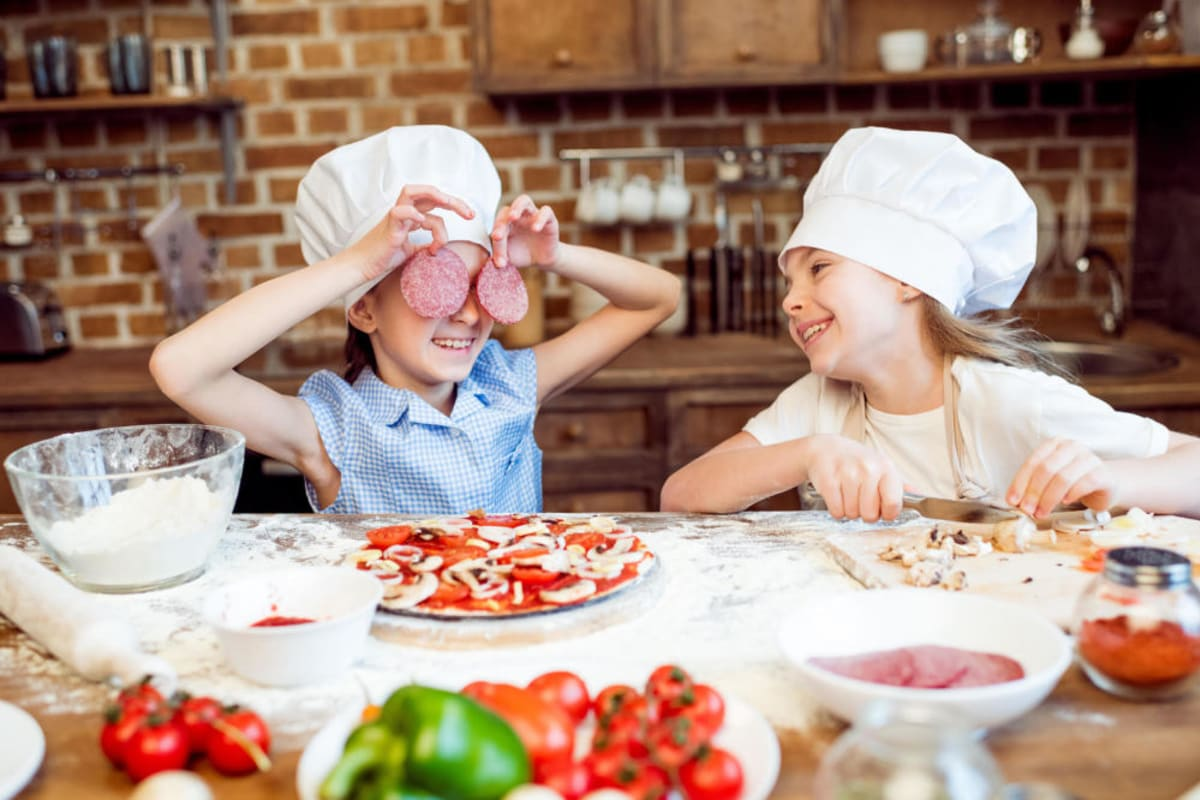 Is Your Child the Next Master (Pizza) Chef?