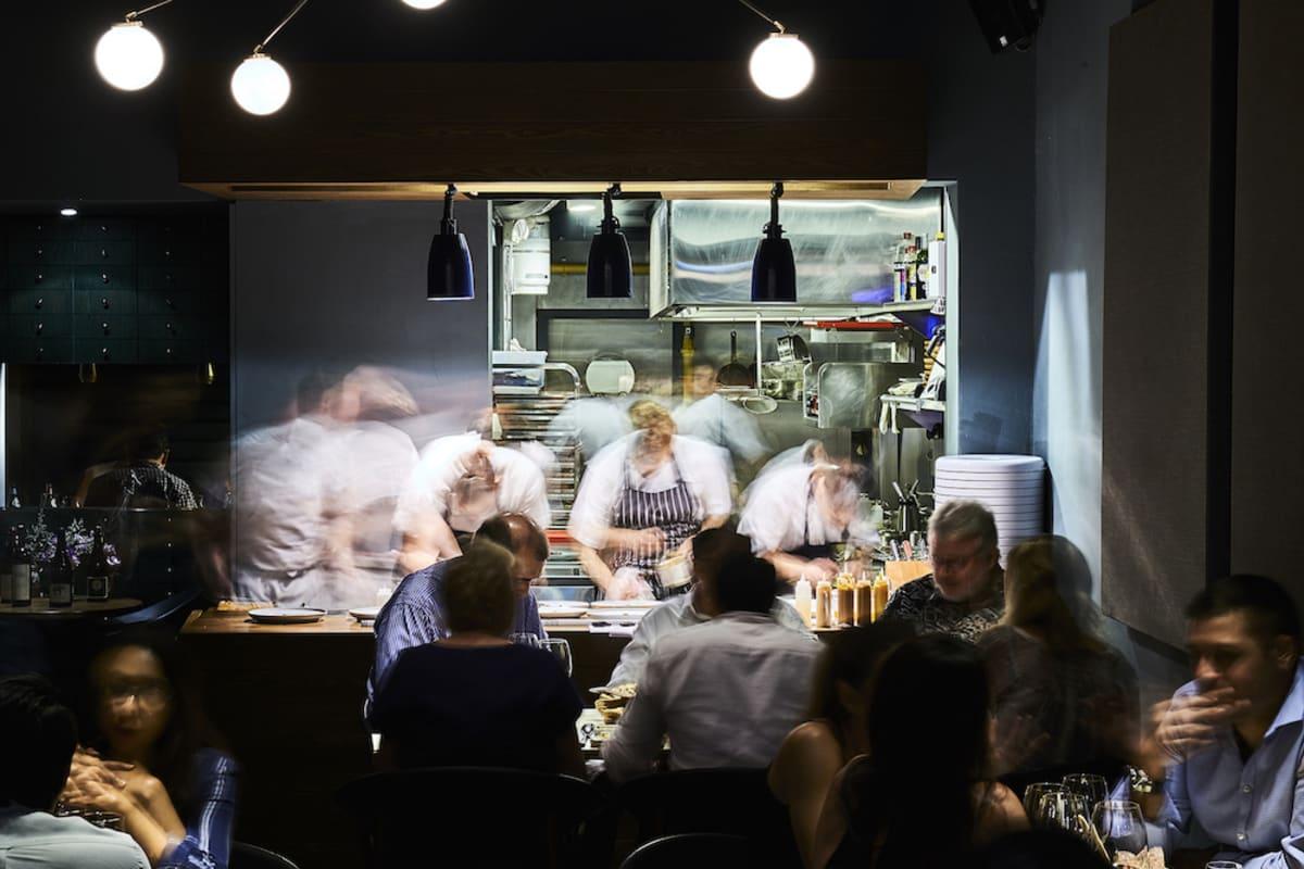 Top Singapore Restaurant Pops Up at Test Kitchen