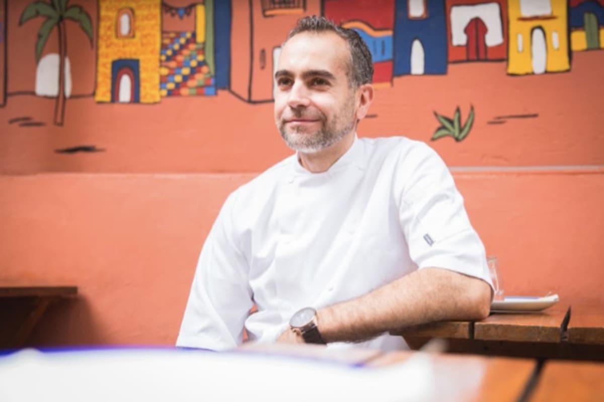 New Menu: Maison Libanaise
