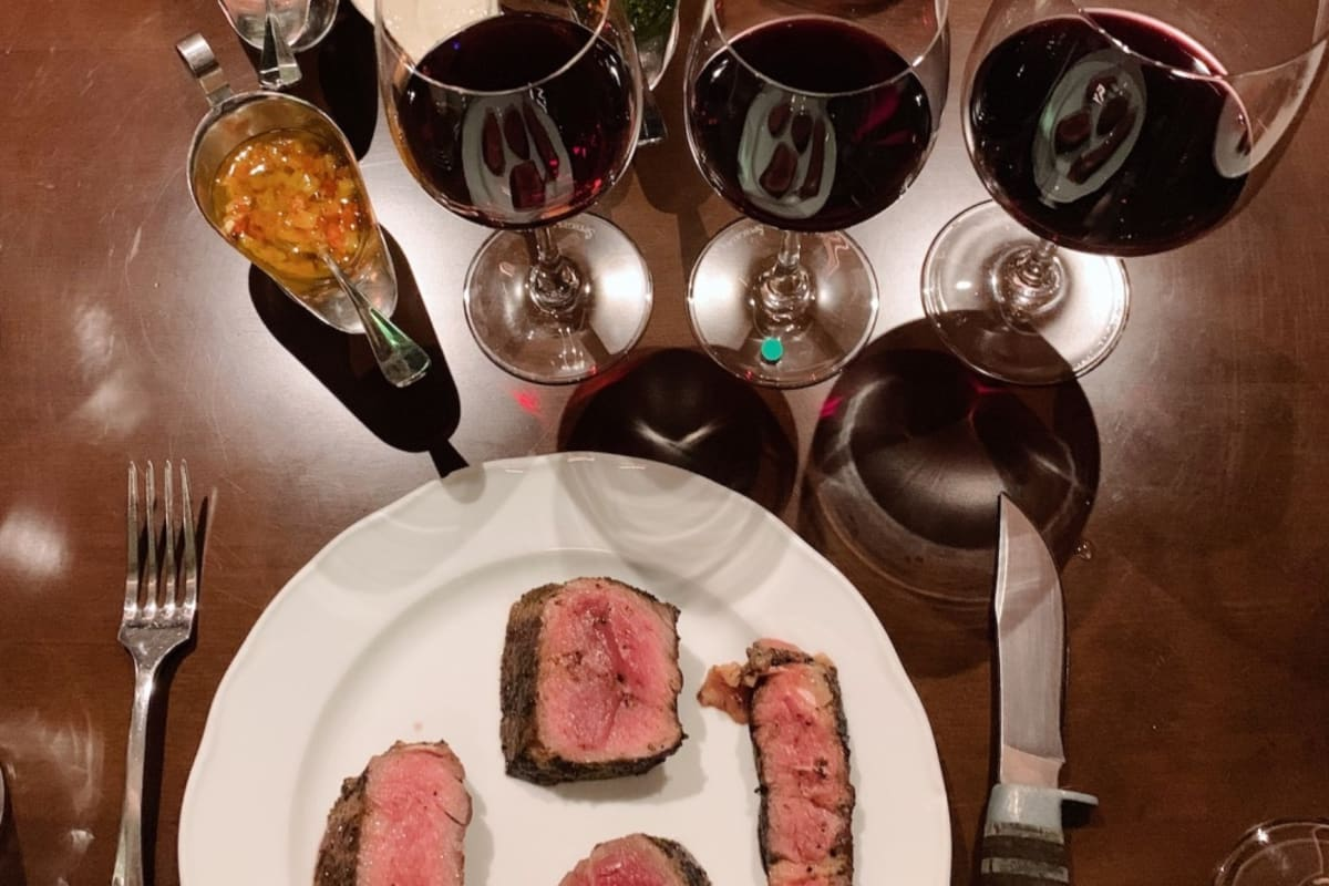 Beef 101 with Buenos Aires Polo Club
