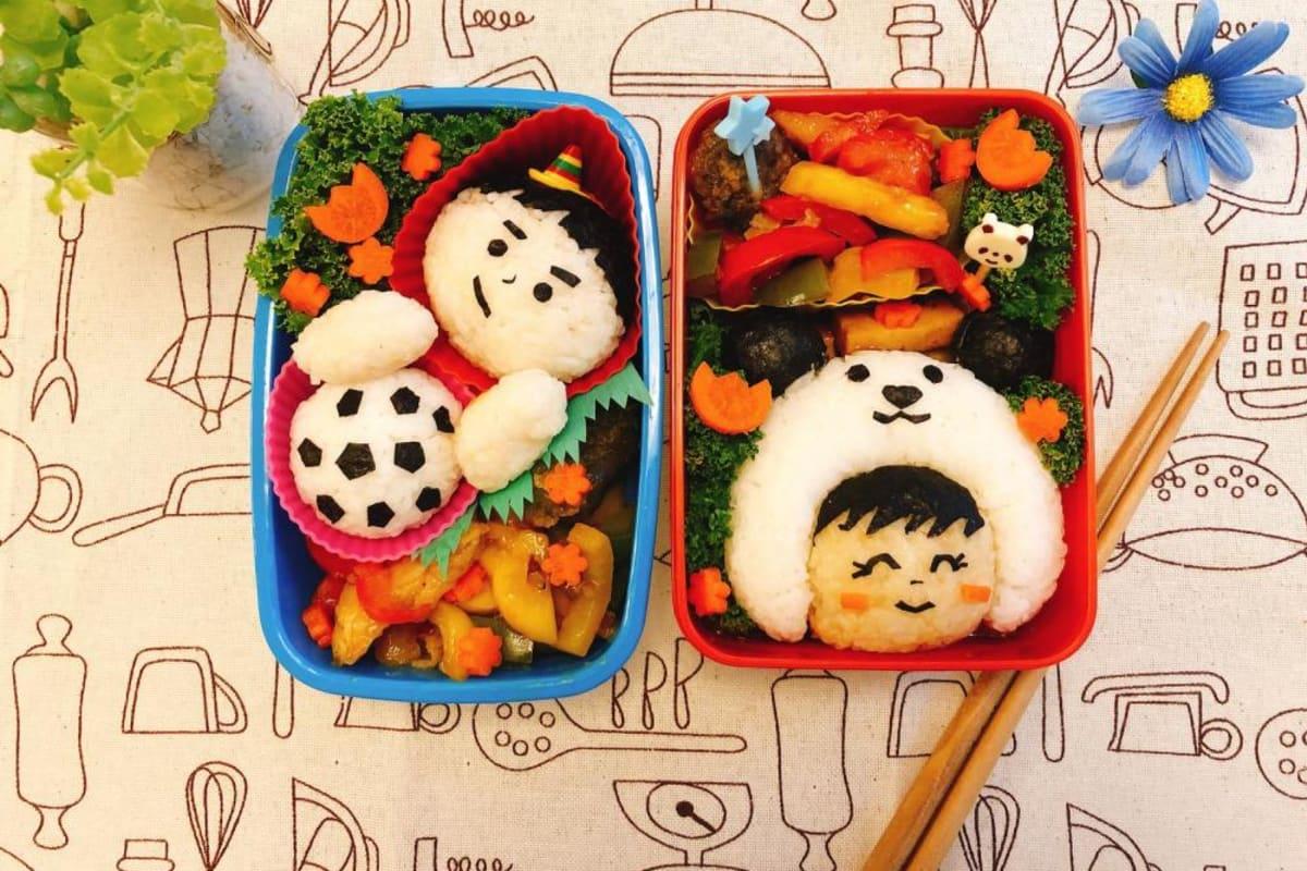 Foodie Family Bento Workshop