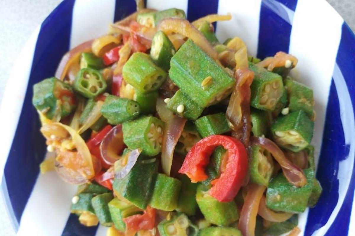 Ramadan Recipe: Tangy Okra