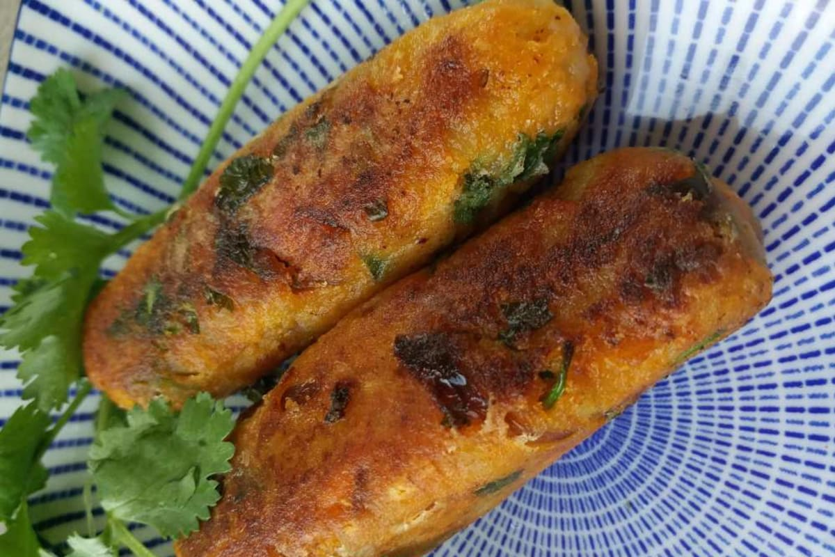 Ramadan Recipe: Sweet Potato Kebabs