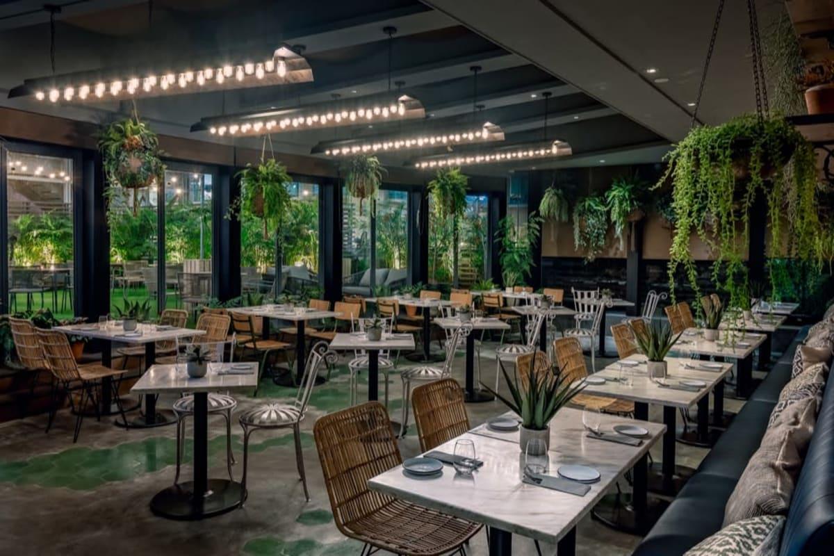 Restaurant Review: The Leah