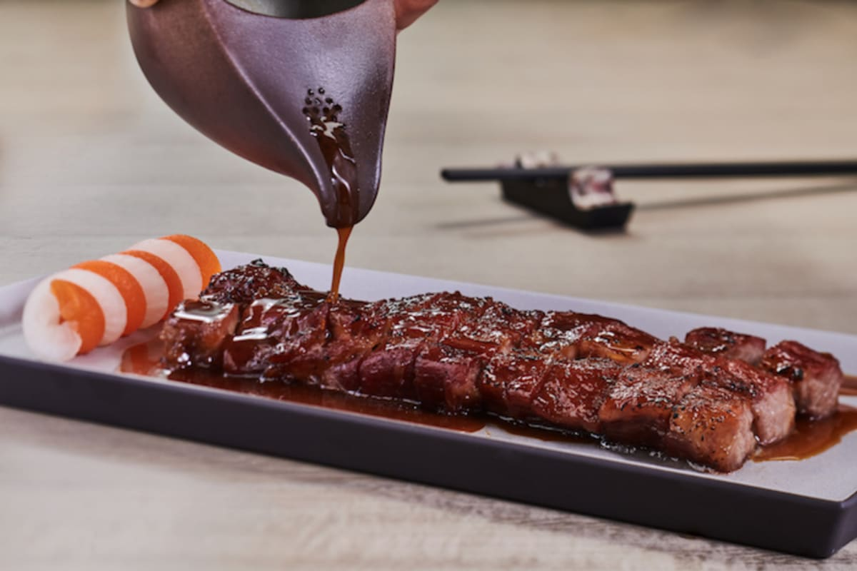 New Restaurant: Rùn at The St Regis Hong Kong