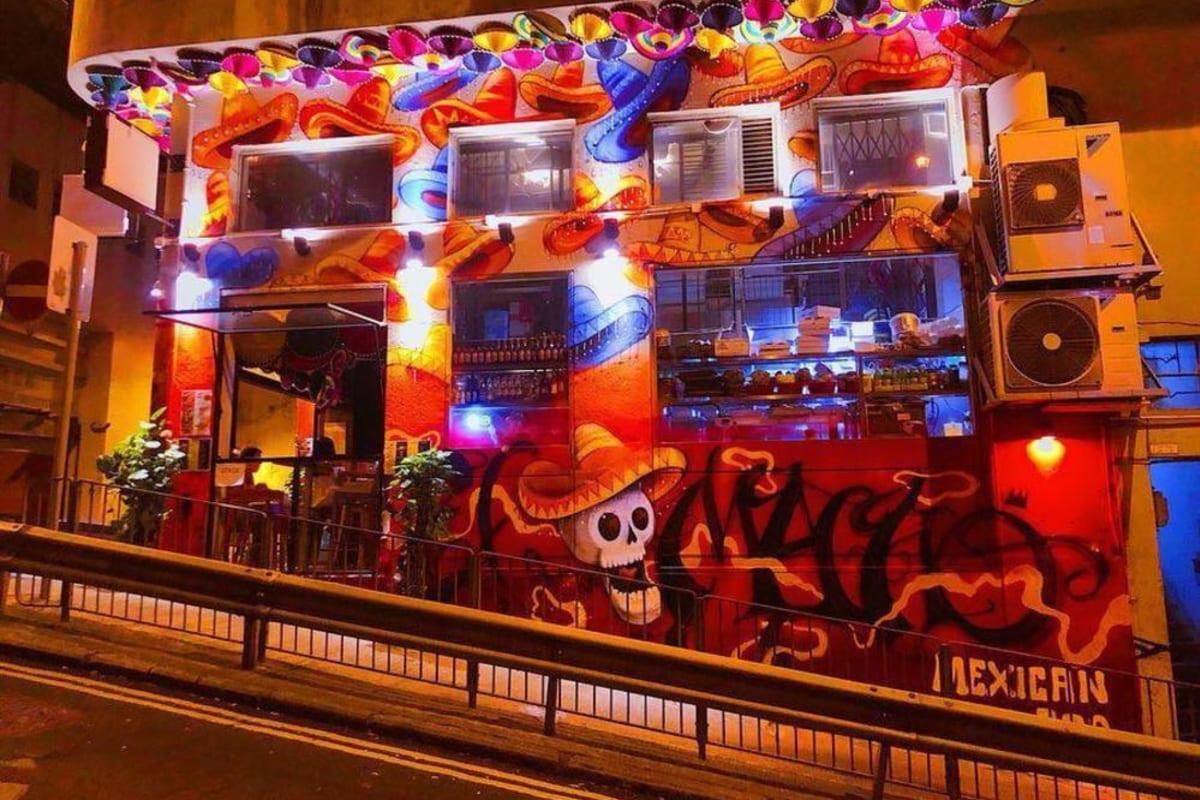 New Restaurant: El Macho