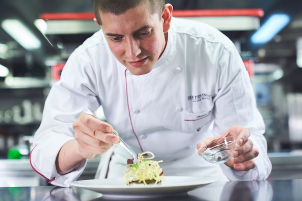 Brave New Frontiers at Gaddi's with Chef Albin Gobil