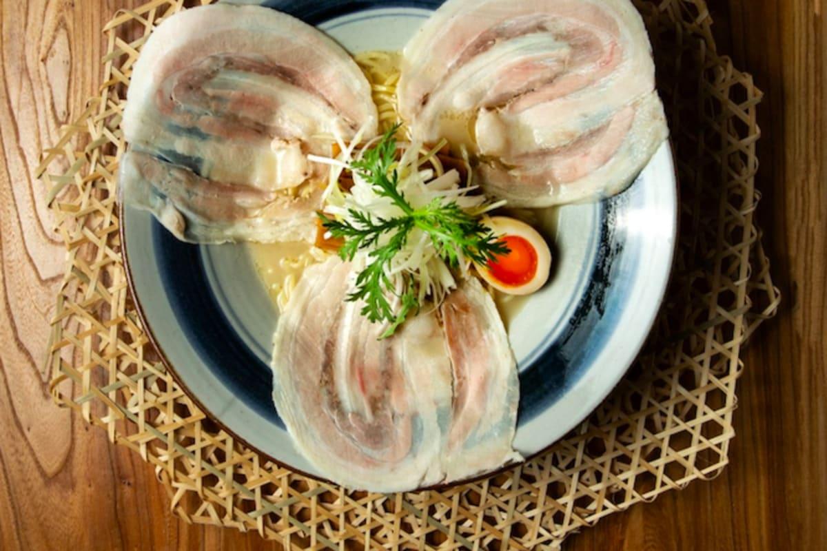 New Restaurant: RAMEN CUBISM