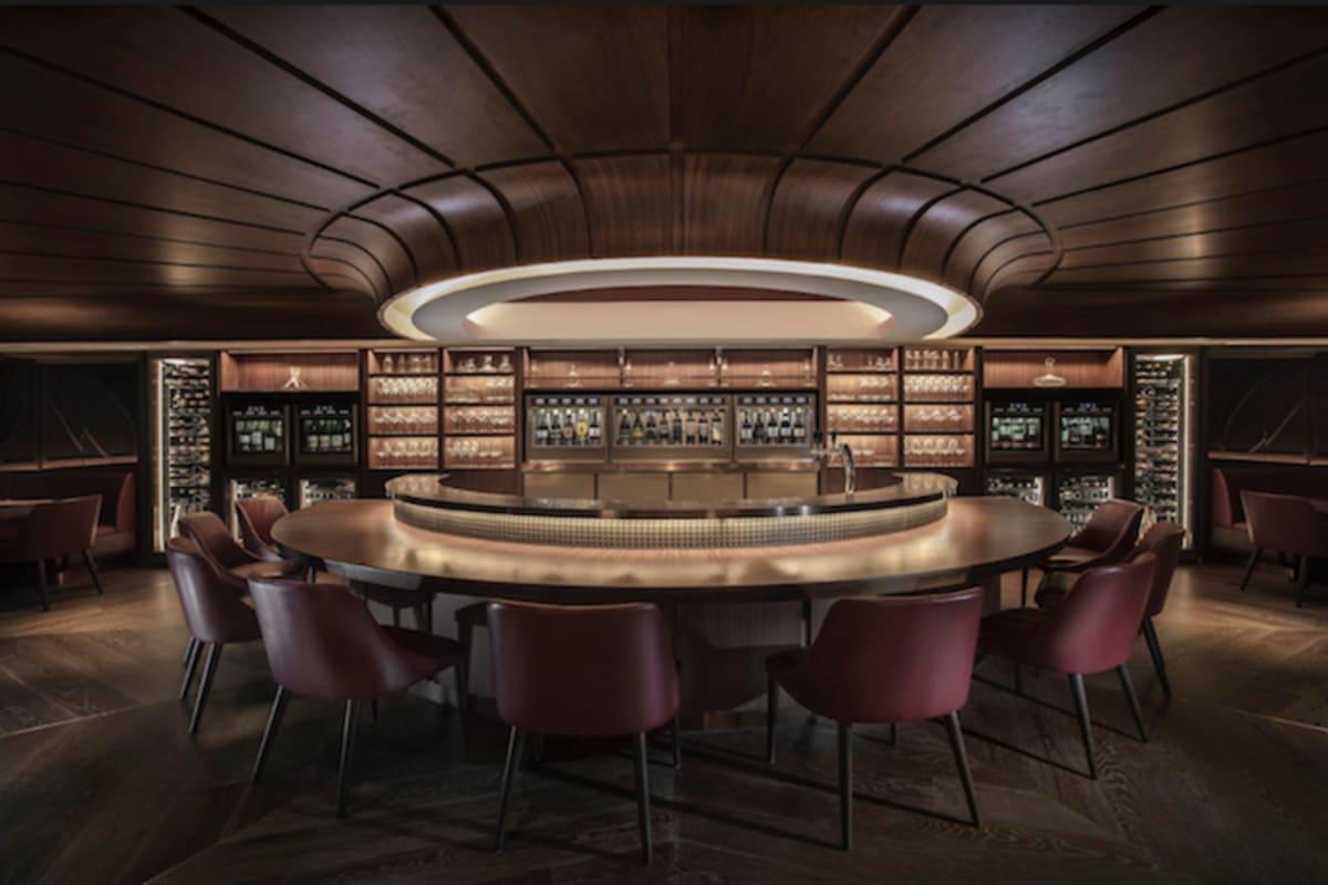 New Restaurant: SOMM at The Landmark Mandarin Oriental
