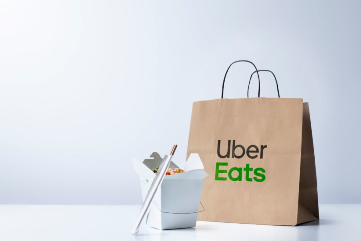 Uber Eats in Hong Kong on the Future of Food