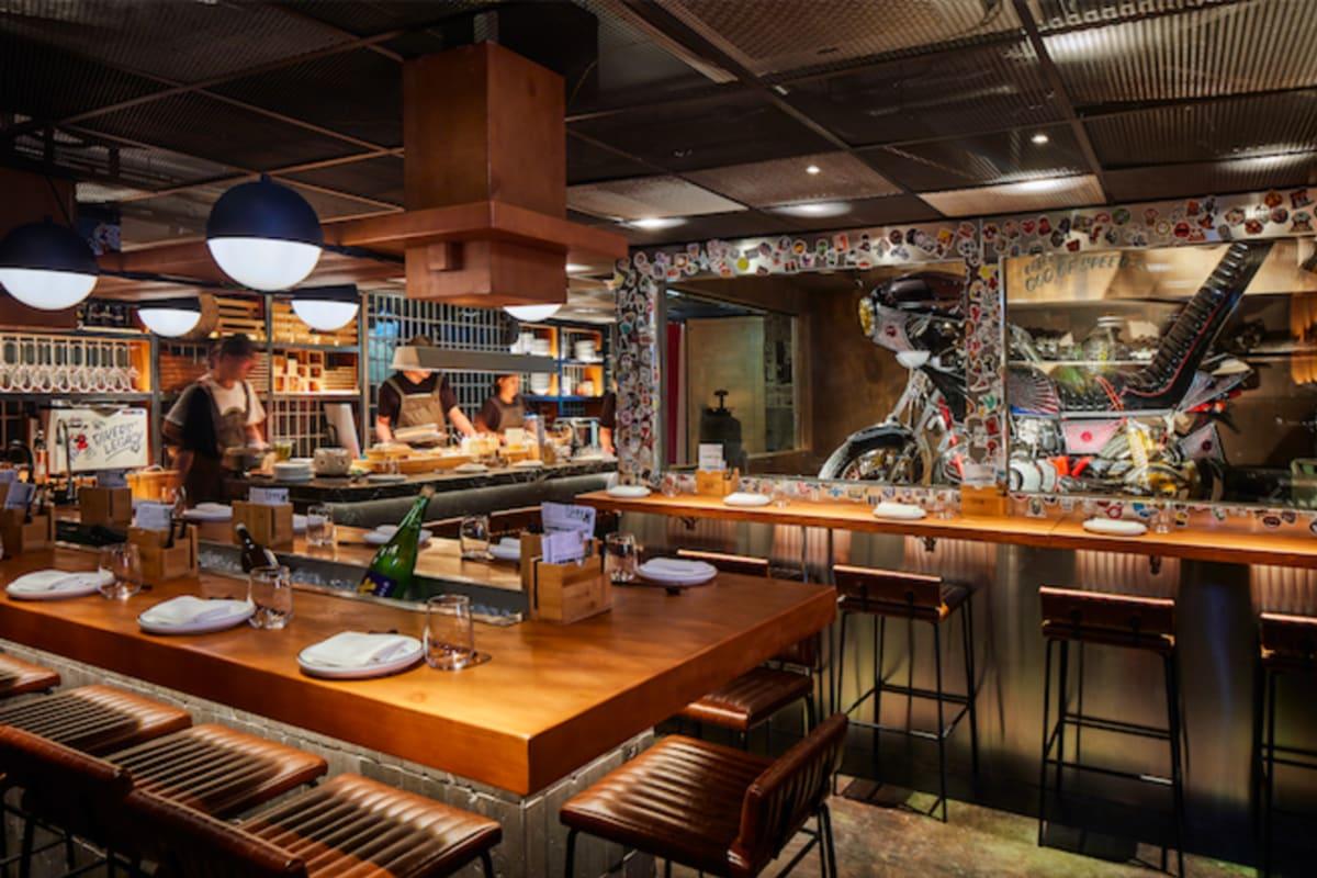 New Restaurant: TMK