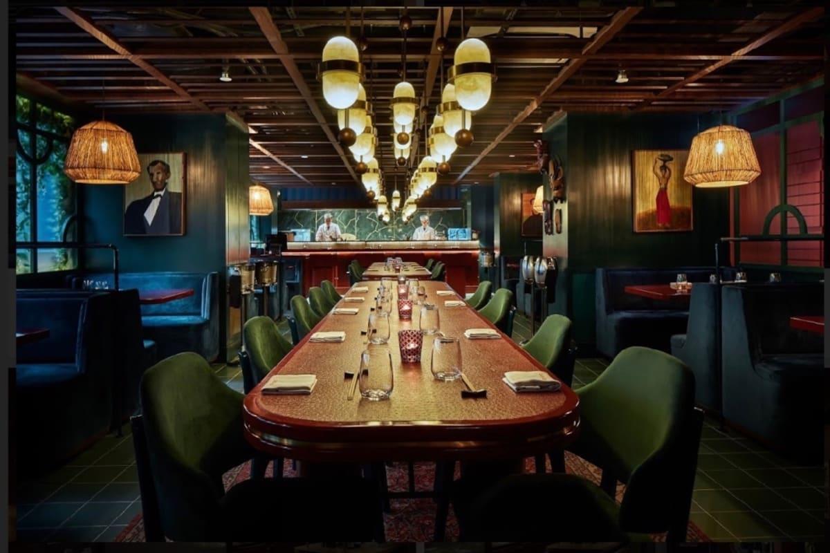 New Restaurant: Honjo