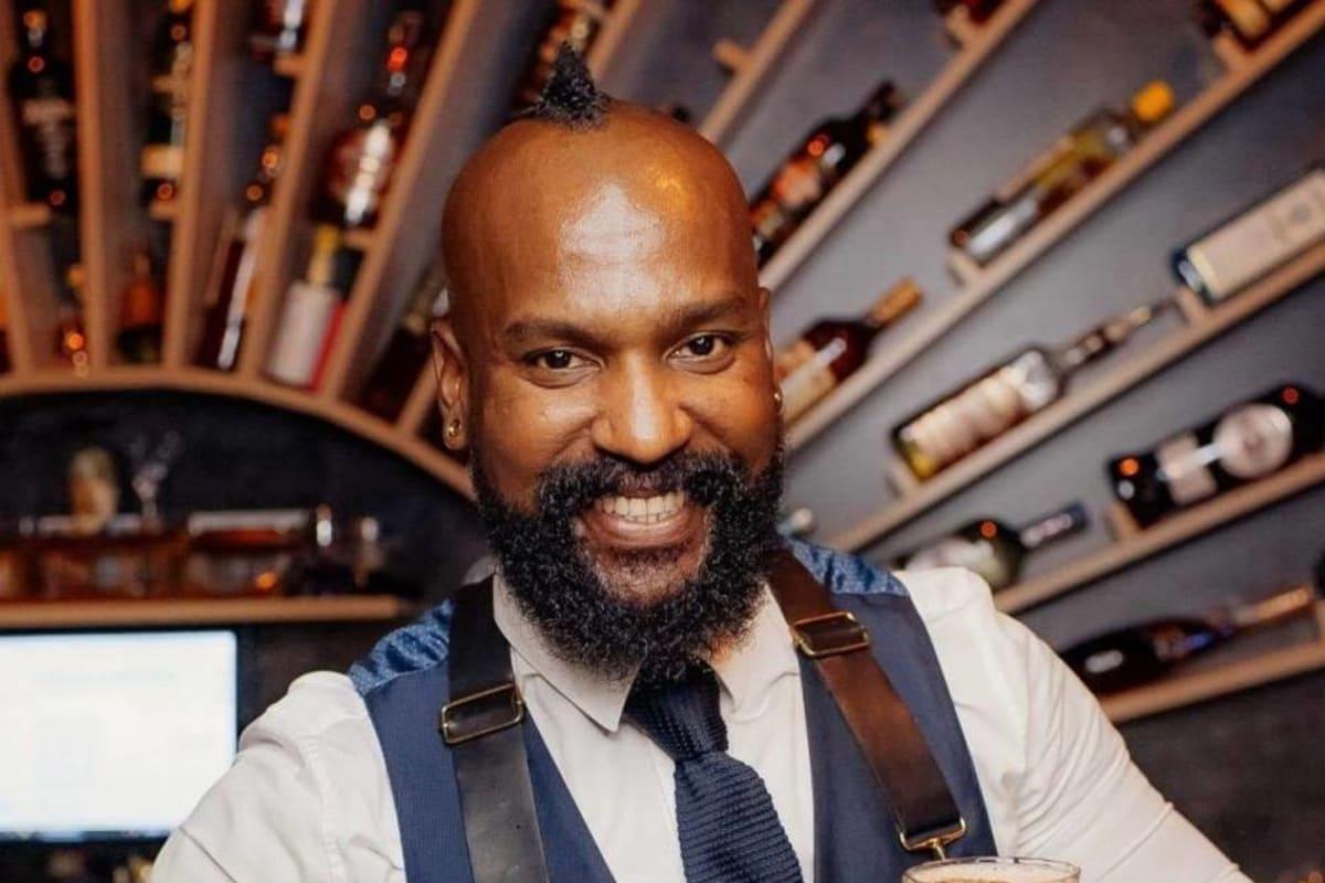 Guest Bartender Daniyel Jones of The House of Angostura at Foxglove