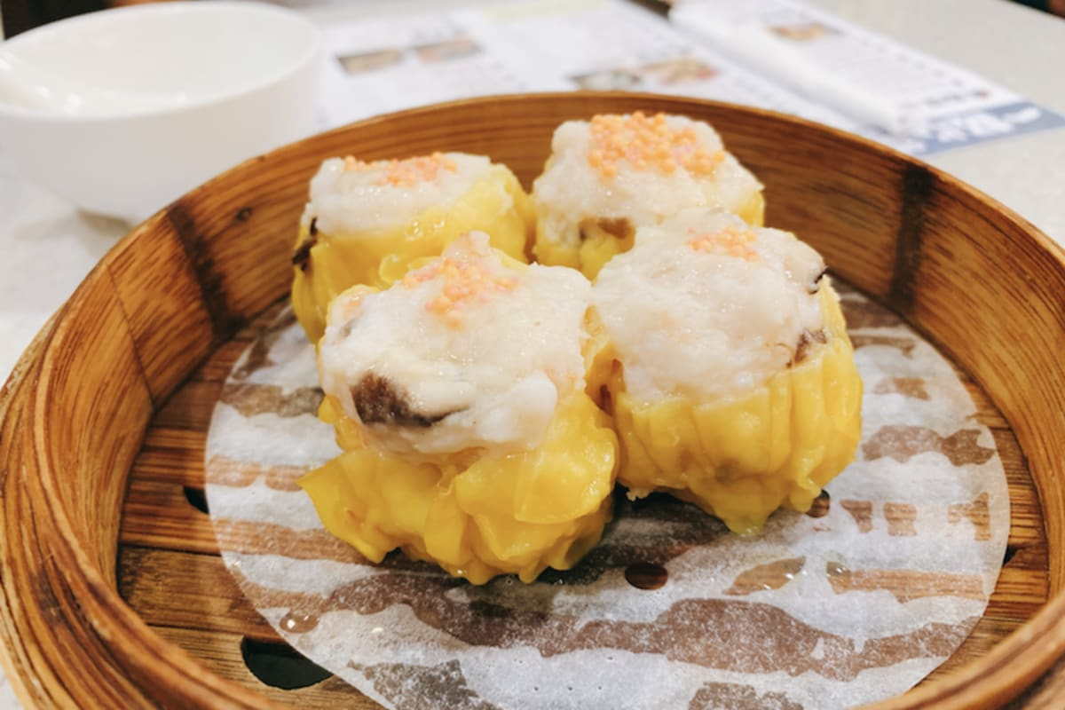One Dim Sum Is the One for Me!
