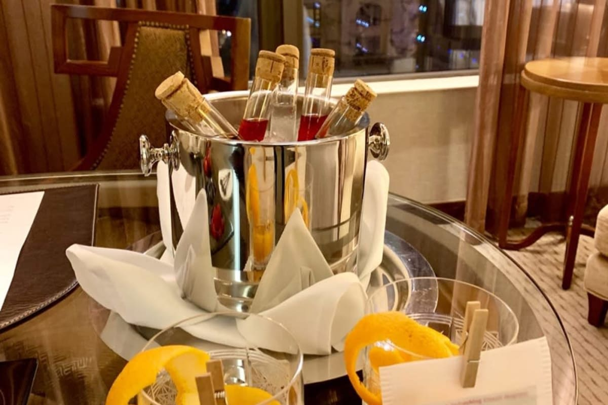 Cocktails Revived at Sofitel Macau's RendezVous Lobby Bar
