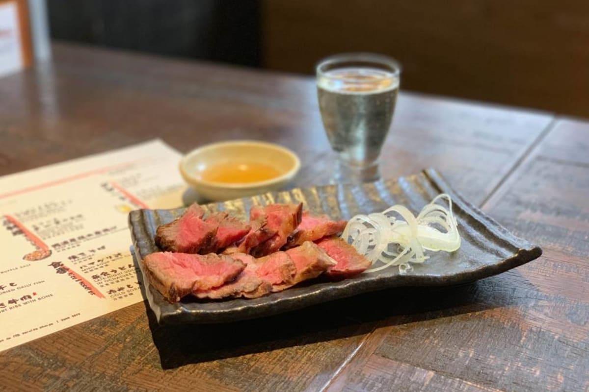 Japanese Weekend Brunch at Uoharu