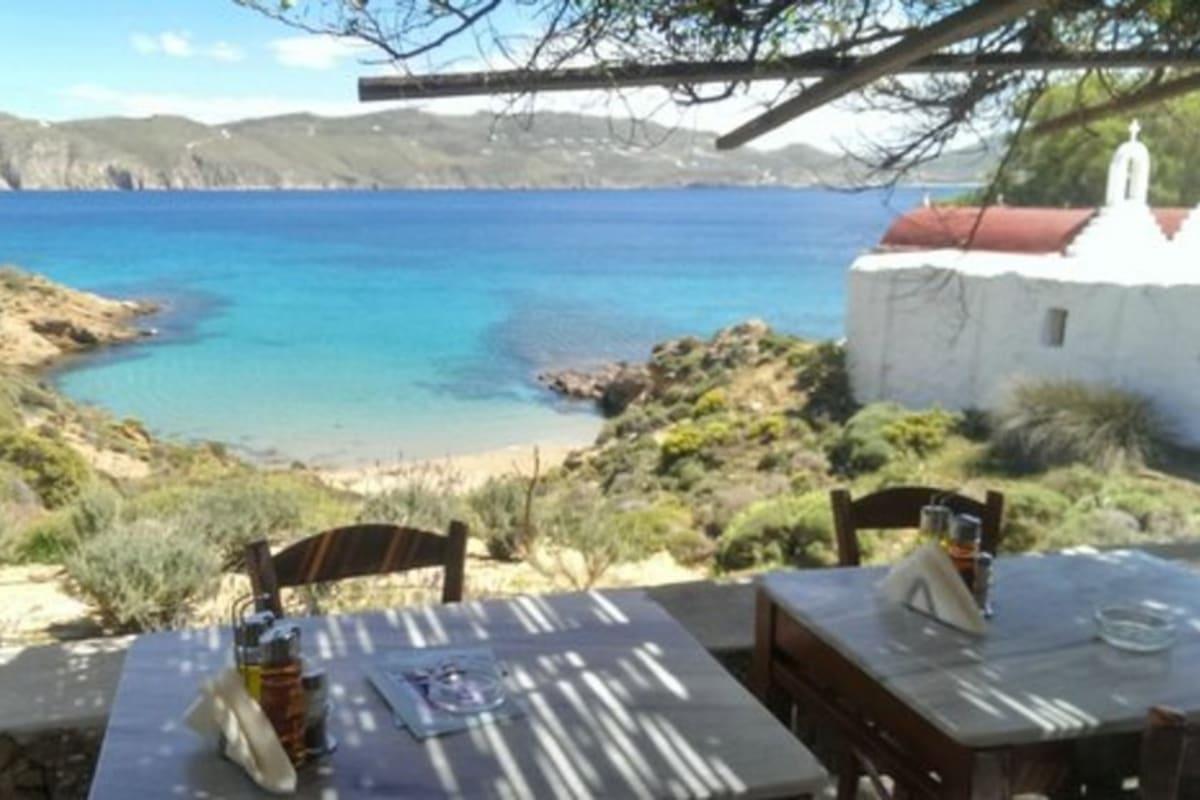 International Restaurant Review: Kiki's Tavern, Mykonos