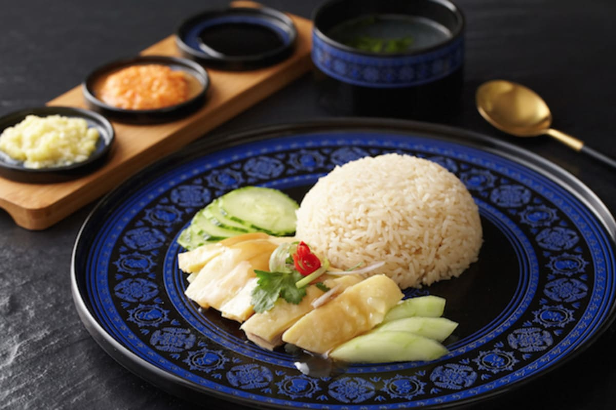 Top 5 Hainan Chicken Rice in Hong Kong