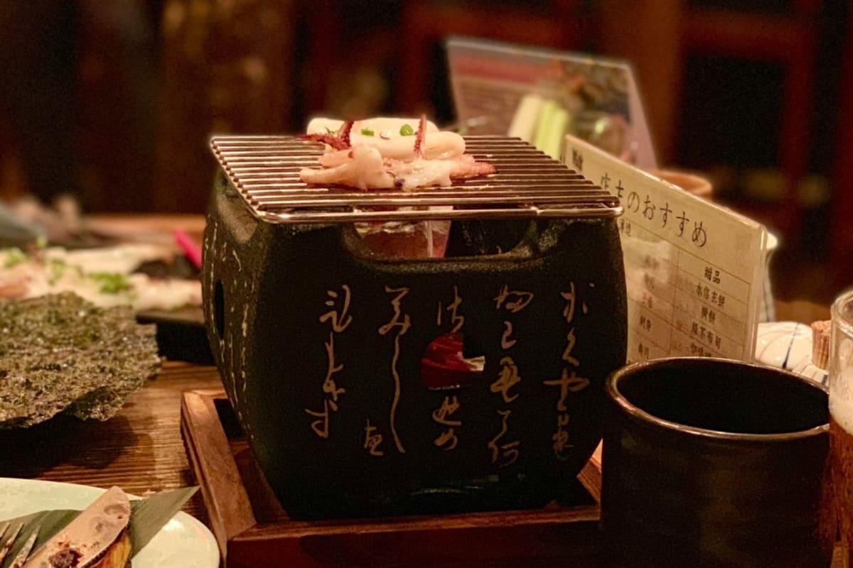 Autumn Delicacies at UMAI