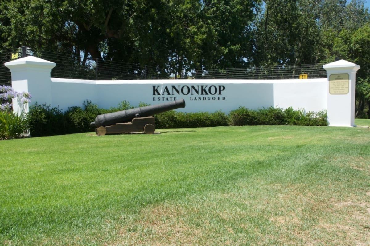 Rewriting Wine 101: Kanonkop