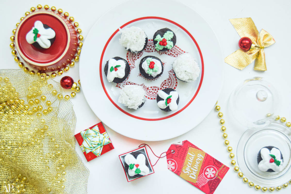 12 Days of Christmas Cookies: Brandy Balls