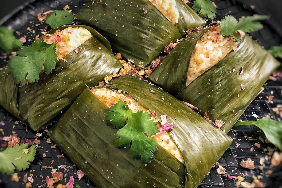 Recipe: Flavourful Pockets of Thailand