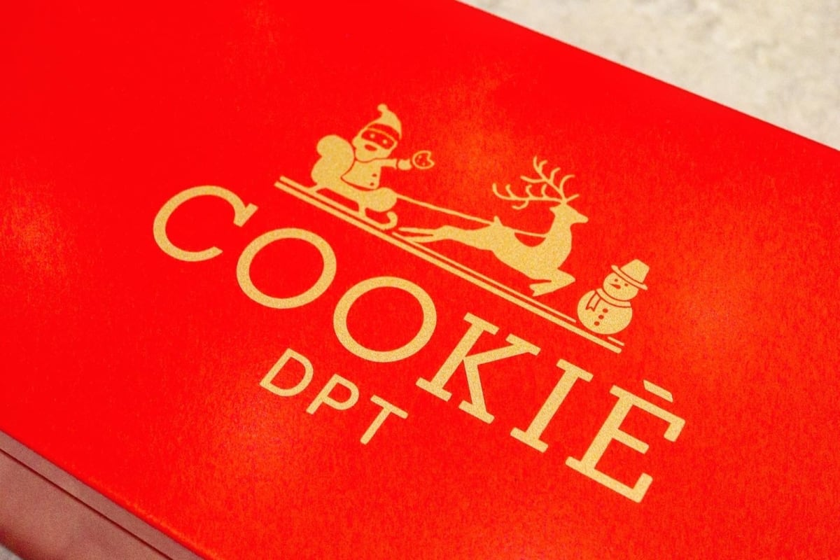 Christmas Cookies Are Coming to Town