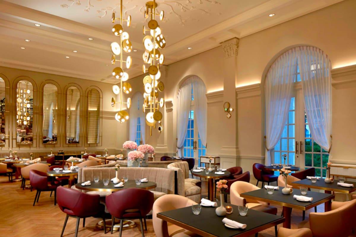 New Singapore Restaurant: La Dame de Pic
