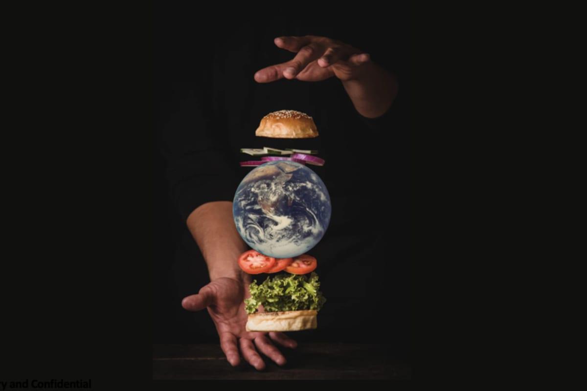 The World's Largest Sandwich